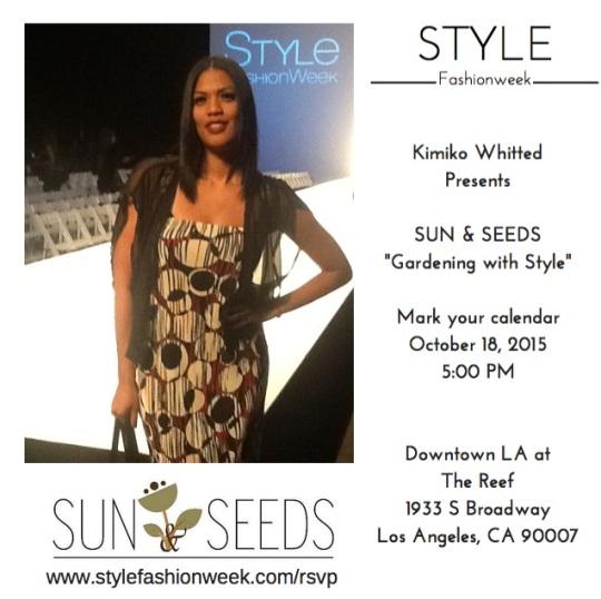 Sun & Seeds Fashion Week